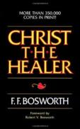 Christ The healer book